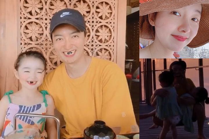 태어나보니 엄마아빠가 소이현♥인교진 엄마 쏙 닮은 2세 모습은?