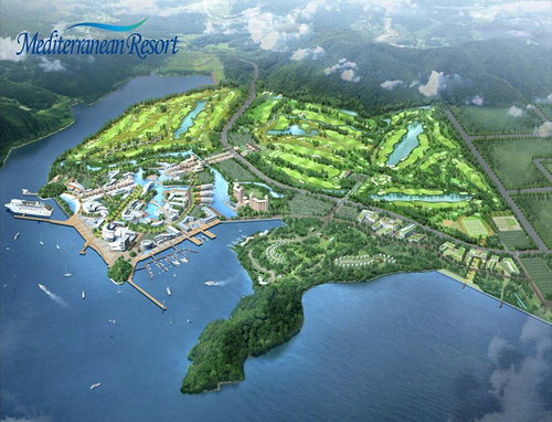 웅동 개발사업, 확정투자비가 더 문제다
