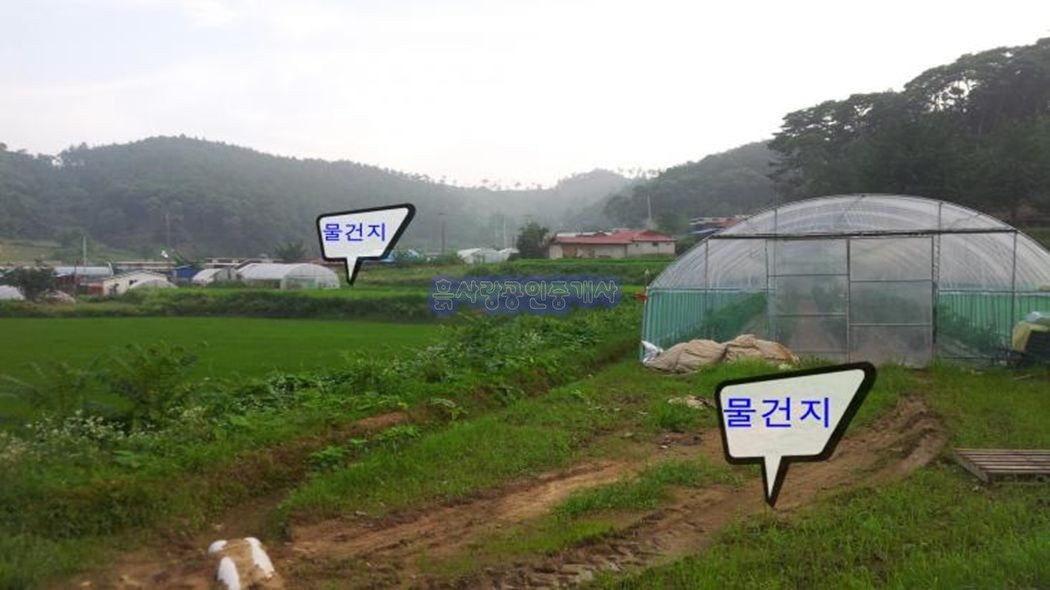 인근시세 대비 저렴하게 나온 토지