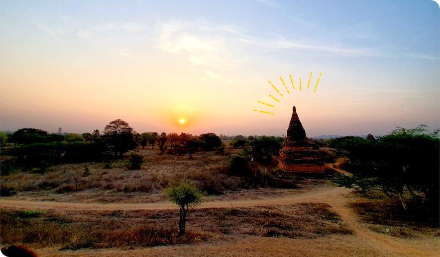 동남아 여행, 어디까지 해봤니? 미얀마 불교 사원 투어&물축제