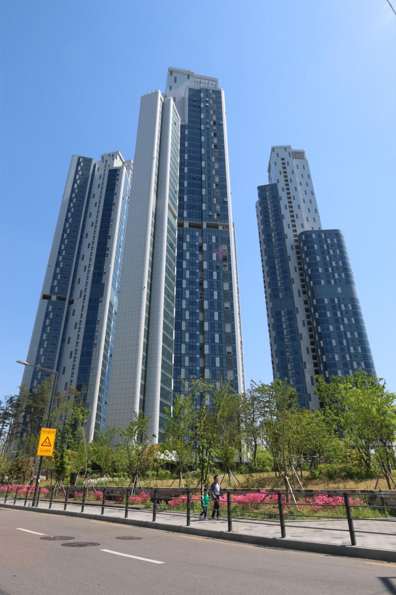 [성수동 사진] 서울숲 트리마제