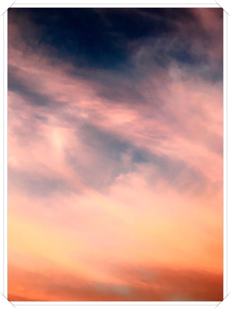 [詩] 하늘, 나에게 너라는 하늘은