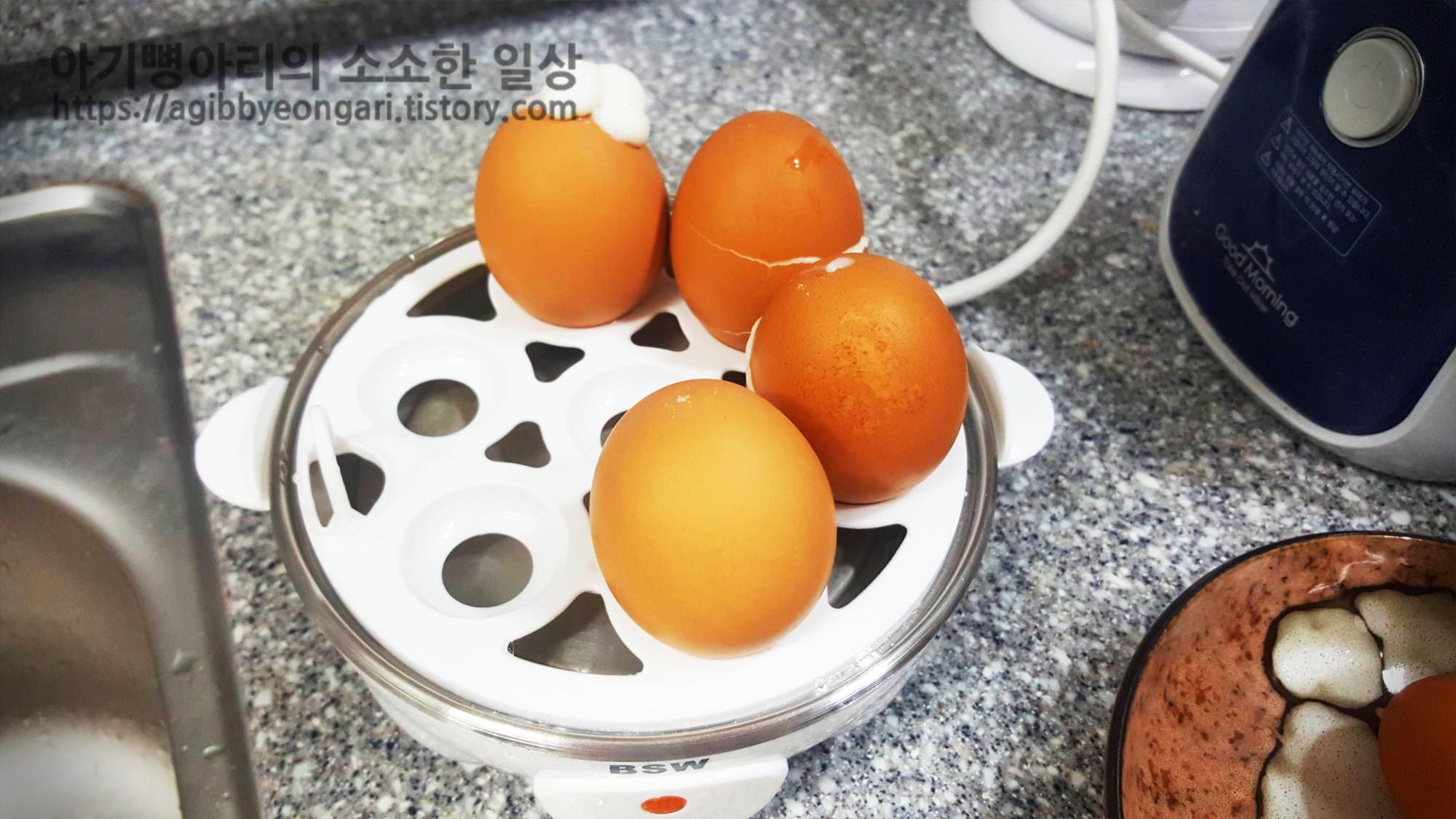 삶은달걀완성