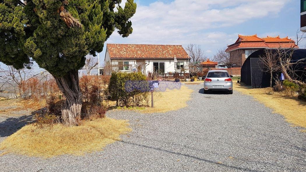 예산 시내권에 자리한 접근성과 생활편의환경 좋은 전원주택과 텃밭