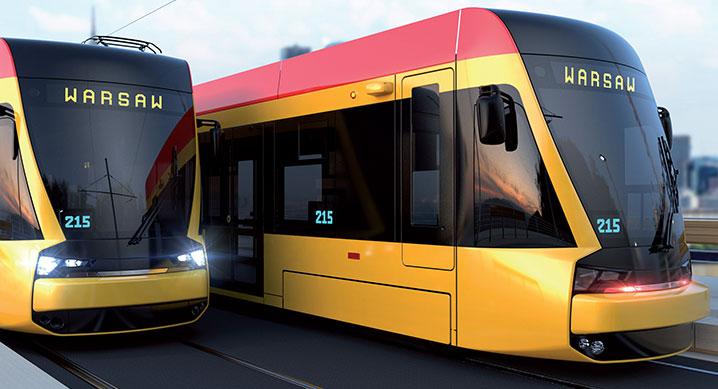 현대로템, 폴란드 트램 123편성 3358억 규모 낙찰