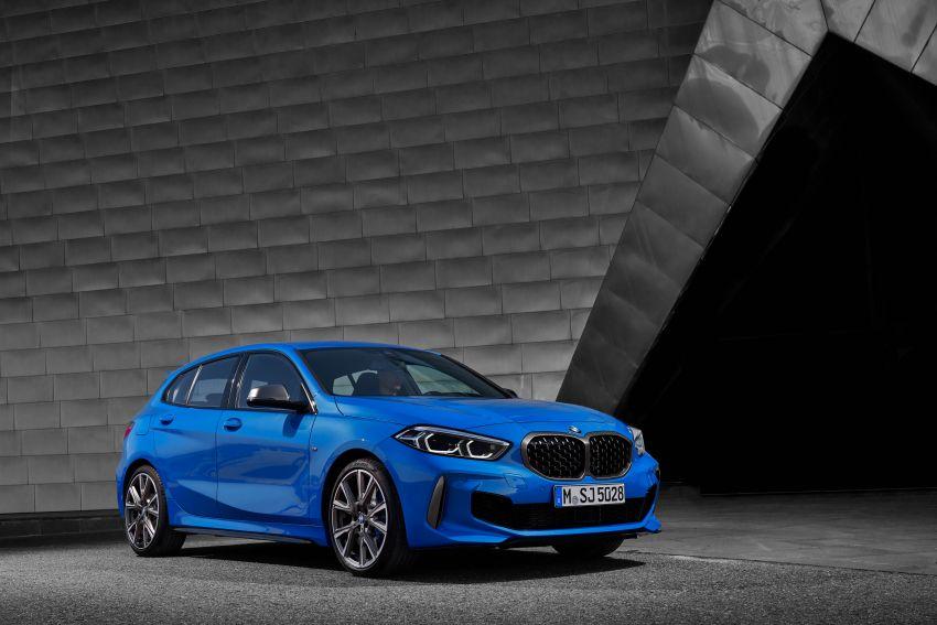 BMW 118d 출시 변경점 및 옵션과 가격 구성 신형 BMW 1시리즈