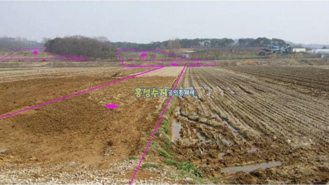 대규모 생산관리 밭~농장용.과수원.귀농용토지