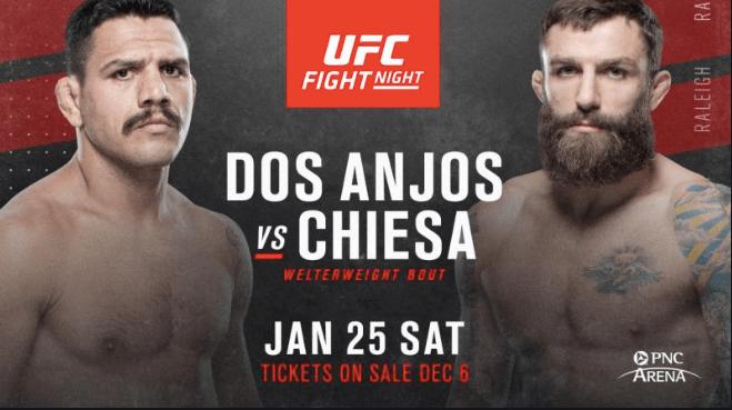 [UFC 인터뷰 소식] 마이클 키에사 : RDA를 이기면 케빈 리나 앤소니 페티스가 내 밑이 된다.