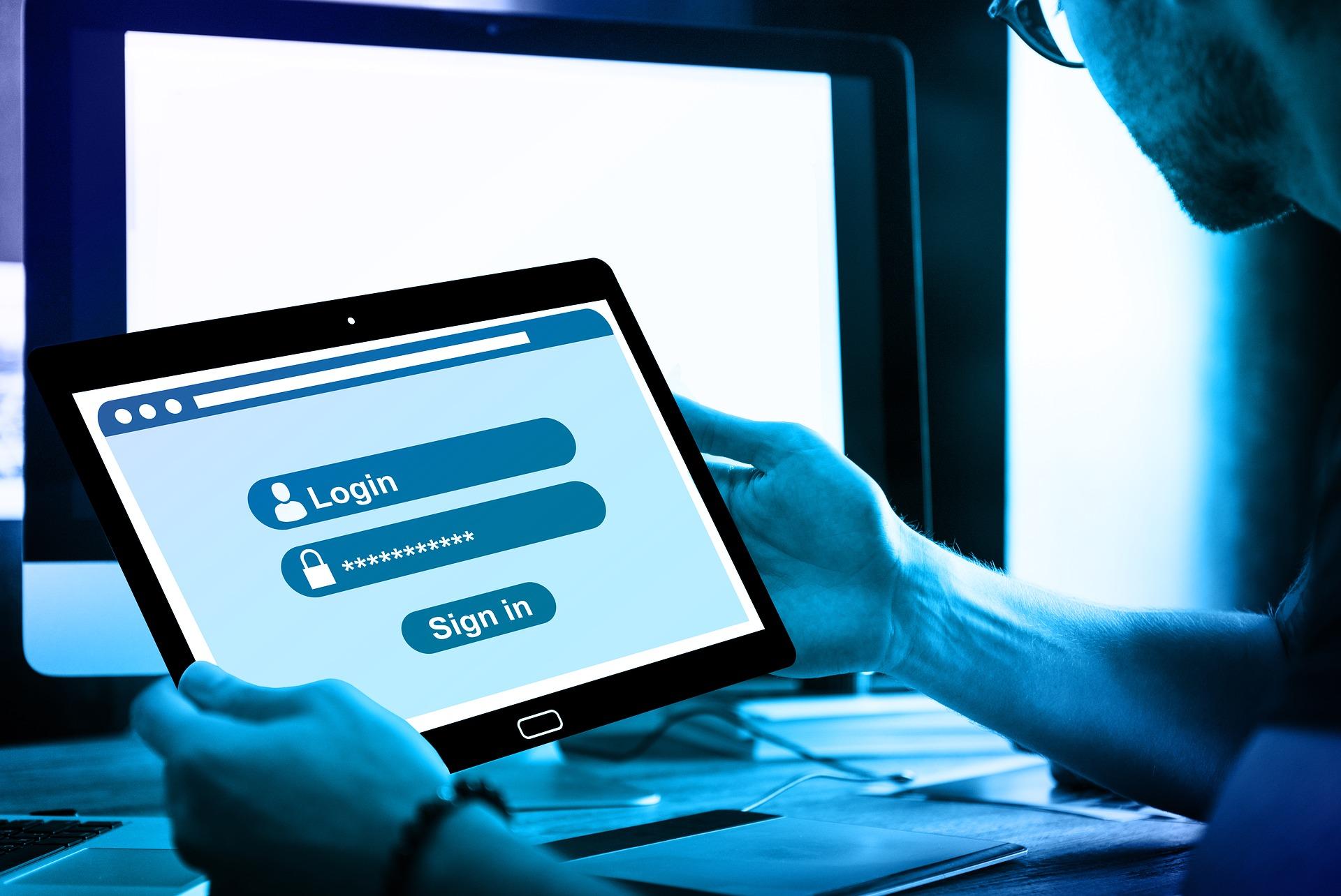 애플리케이션/웹사이트에 회원가입을 하면 어떻게 되는 걸까? 개인 보안