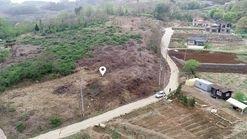 산자락 아래 외지인의 마을이 만들어지는 환경 좋은 전원주택지