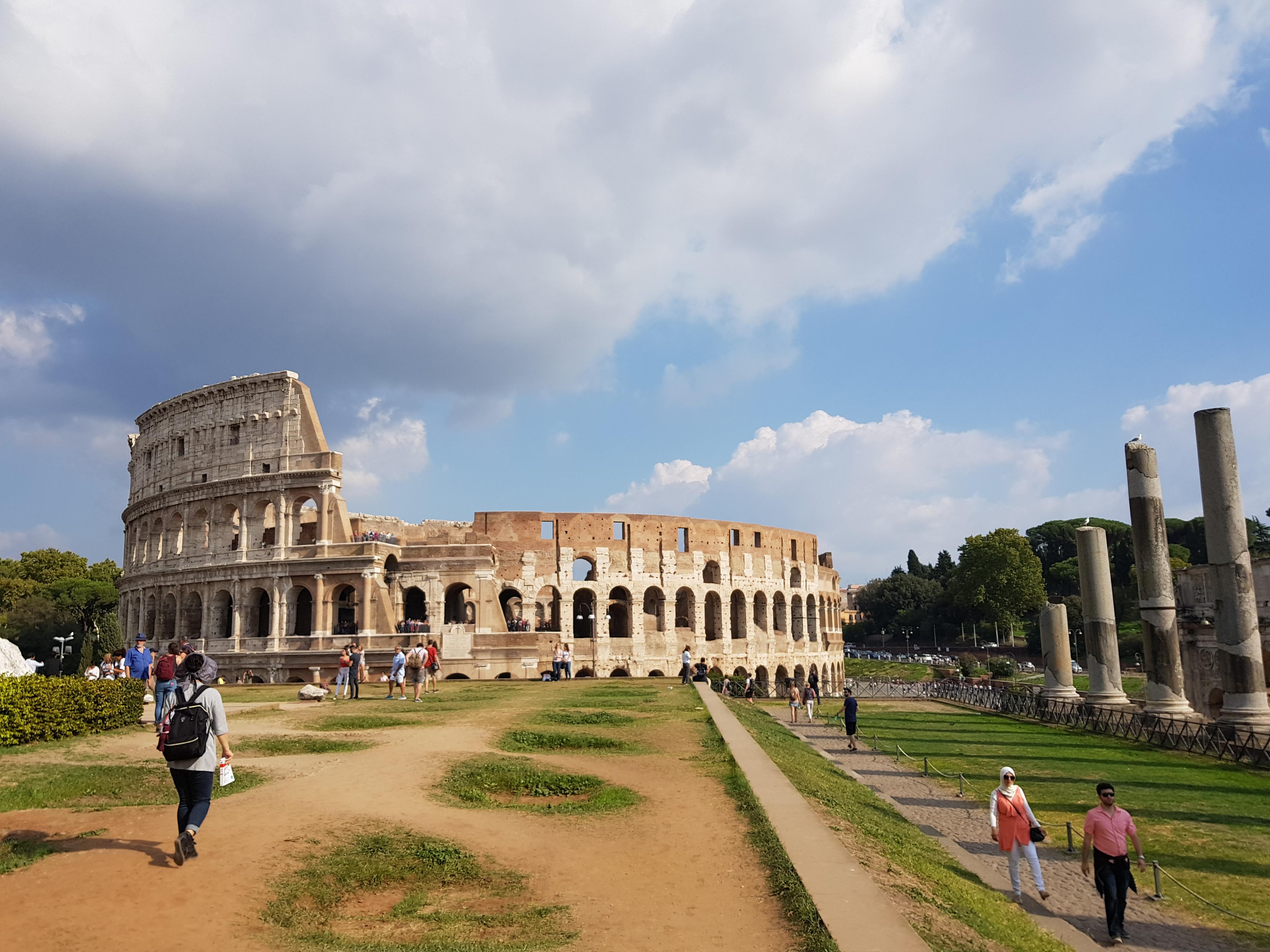 일생에 한 번은 이탈리아로...(이탈리아 여행기1)