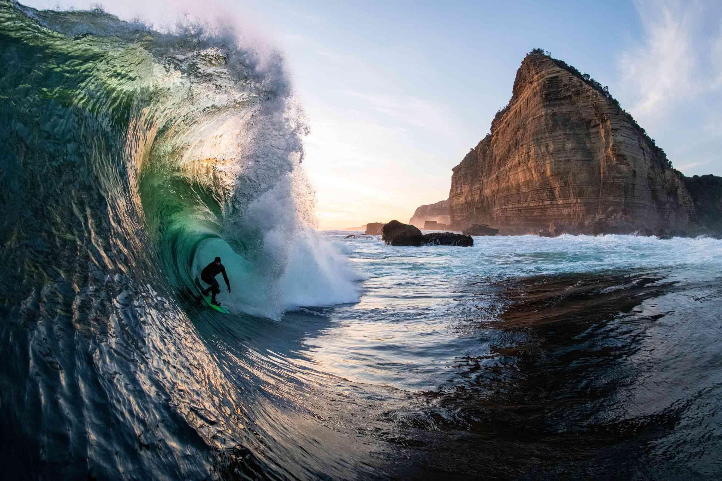 니콘 2020년 올해의 서핑 사진 결선에 오른 사진 20장