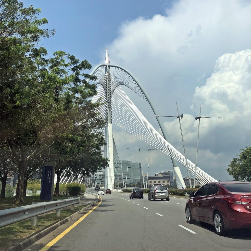 [쿠알라룸푸르여행] 우리나라 세종시의 롤 모델이었던 도시《푸트라자야》