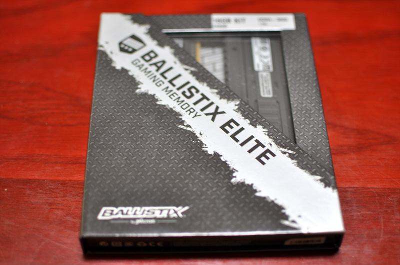 Crucial Ballistix Elite 3600