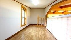 조경이 잘조성된 원목주택 26평