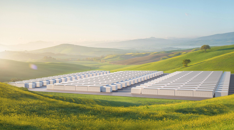 3MWh 모듈형 대용량 에너지 저장장치…테슬라, 리튬이온 배터리 활용 메가팩 발표