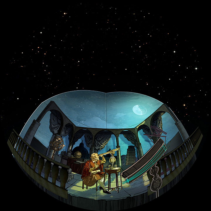 COSMOS ODYSSEY 이야기 - 망원경