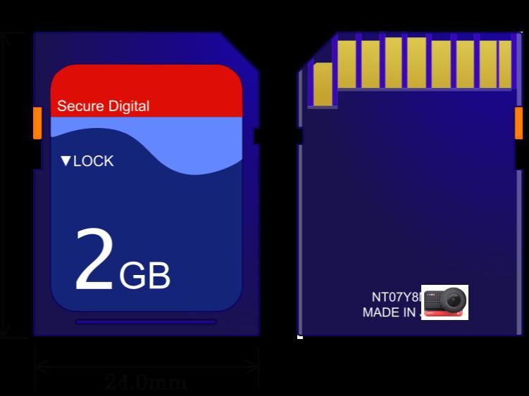 내 카메라에 맞는 SD 메모리 카드 구매하는 방법