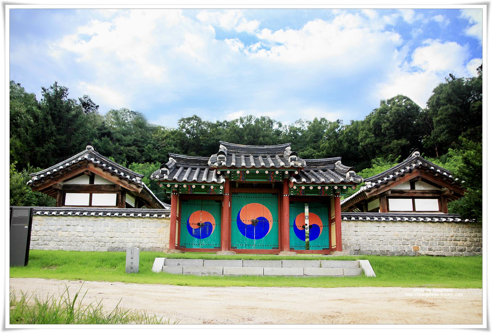 이항복(李恒福)의 학문과 덕행을 추모하는 화산서원(花山書院)