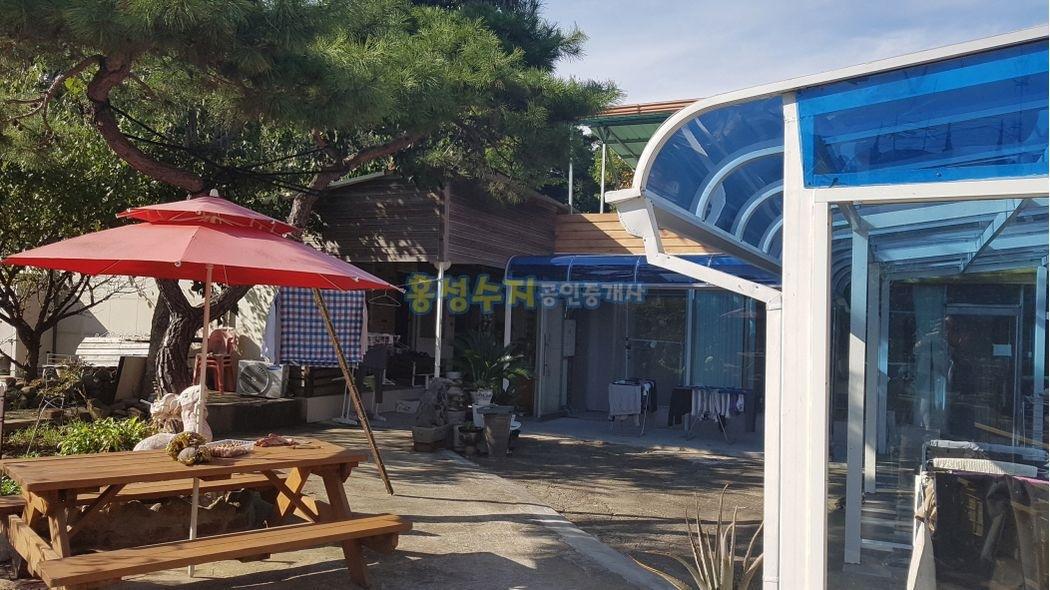 홍성 대학촌 오피스텔을 급매처분 합니다.