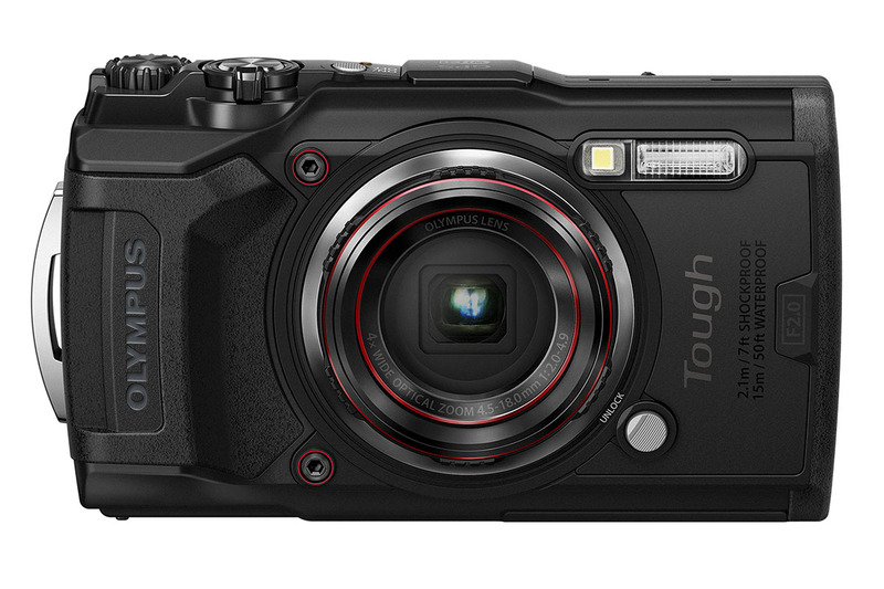 [BP/IT] 올림푸스, 15m 방수 콤팩트 'TG-6' 디지털카메라 4K / 30p