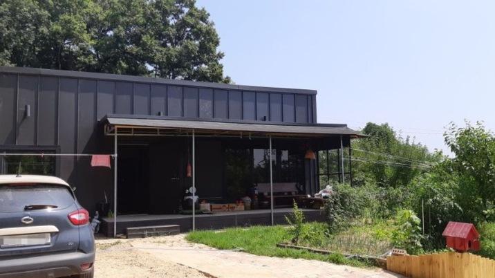 아담하고 전망좋은 전원주택 486㎡(약147평)건91(약28평)