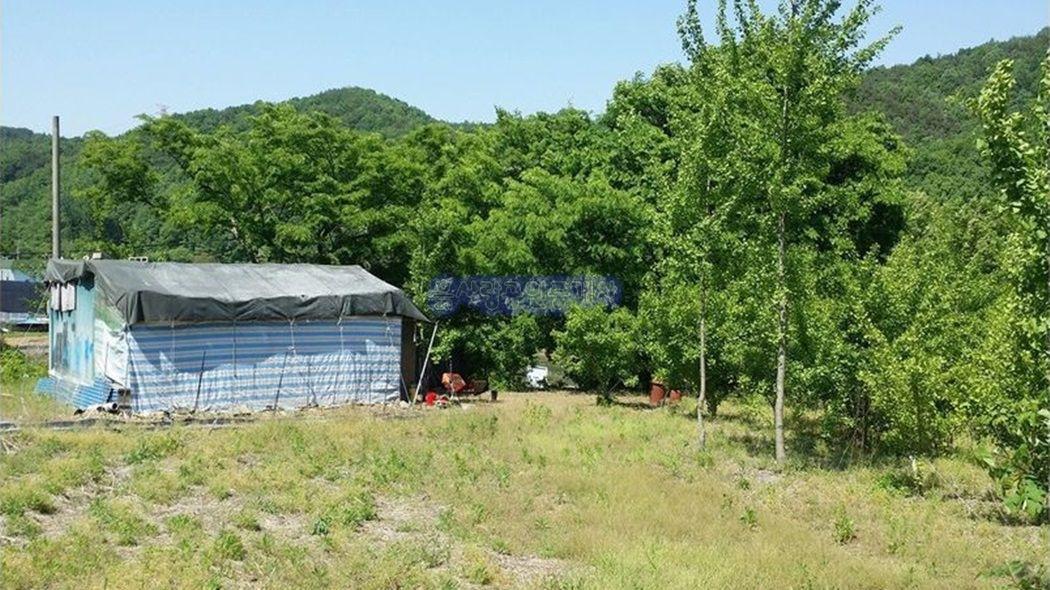 예산 아산 경계부근 산새로 둘러싸인 조용하고 포근한  전원주택지