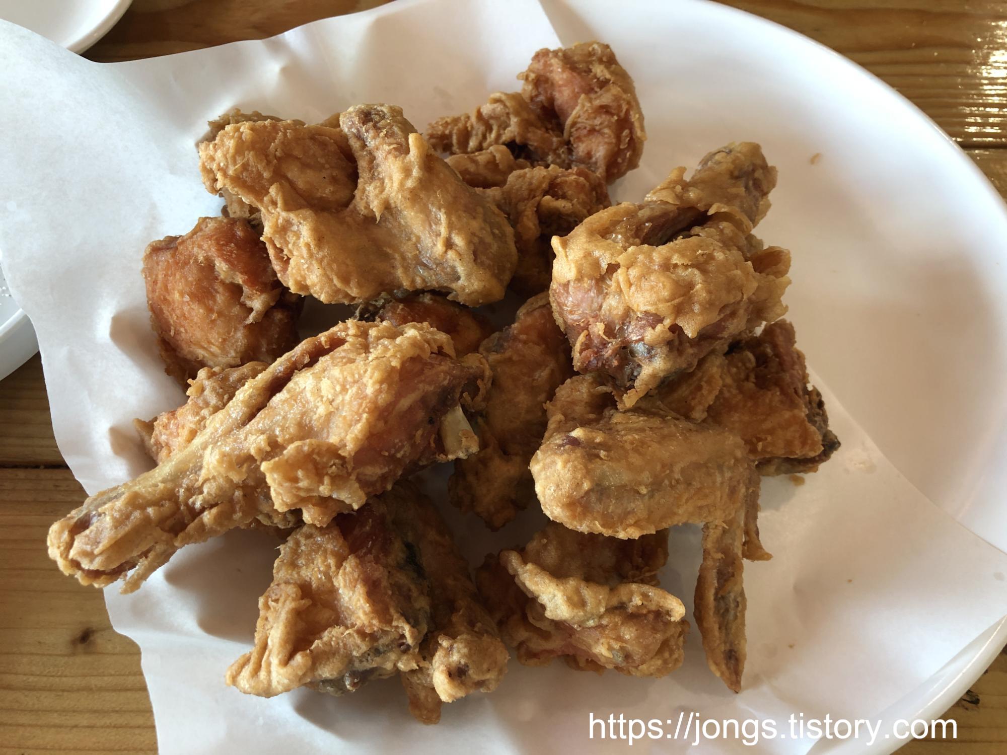 [충청북도 충주시] 메밀마당(치킨+막국수) 충주중앙탑본점