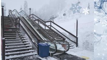 꼭 챙겨야 할 겨울철 승강기 안전관리
