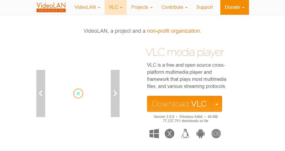 윈도우에서 VLC 플레이어로 유튜브 플레이리스트 음악 듣는방법