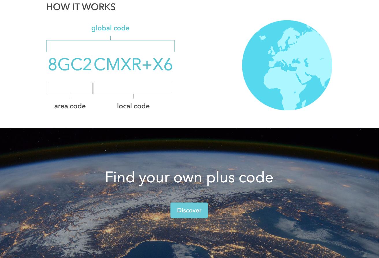 문자 10개로 위치 표시…구글지도, 안드로이드 앱에서 '플러스 코드' 지원
