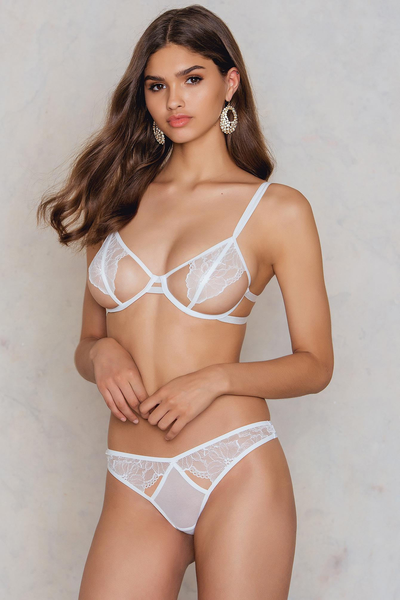 hot mood lingerie girl