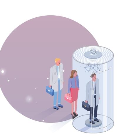 미래 환경에 대비하는 스마트 엘리베이터