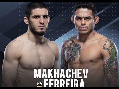 [UFC 매치업 뉴스] 압둘마납 누르마고메도프 : 이슬람 마카체프의 다음 상대는 디에고 페레이라다.