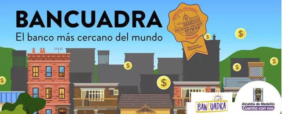 꽃과 미녀의 도시, 콜롬비아 메데진(Medellin) - 5 / 빈민은행 Bancuadra