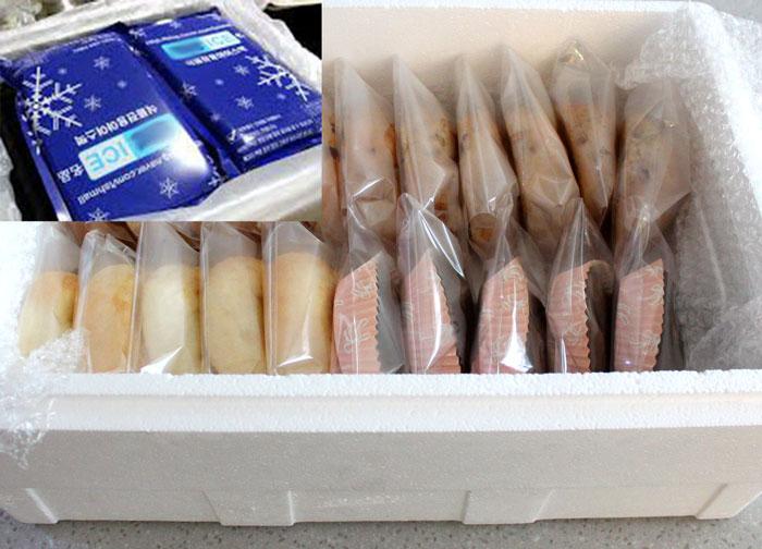고구마쌀식빵(4개) - 디저트라이스, 29,500원, 쿠키/케익/빵, 빵