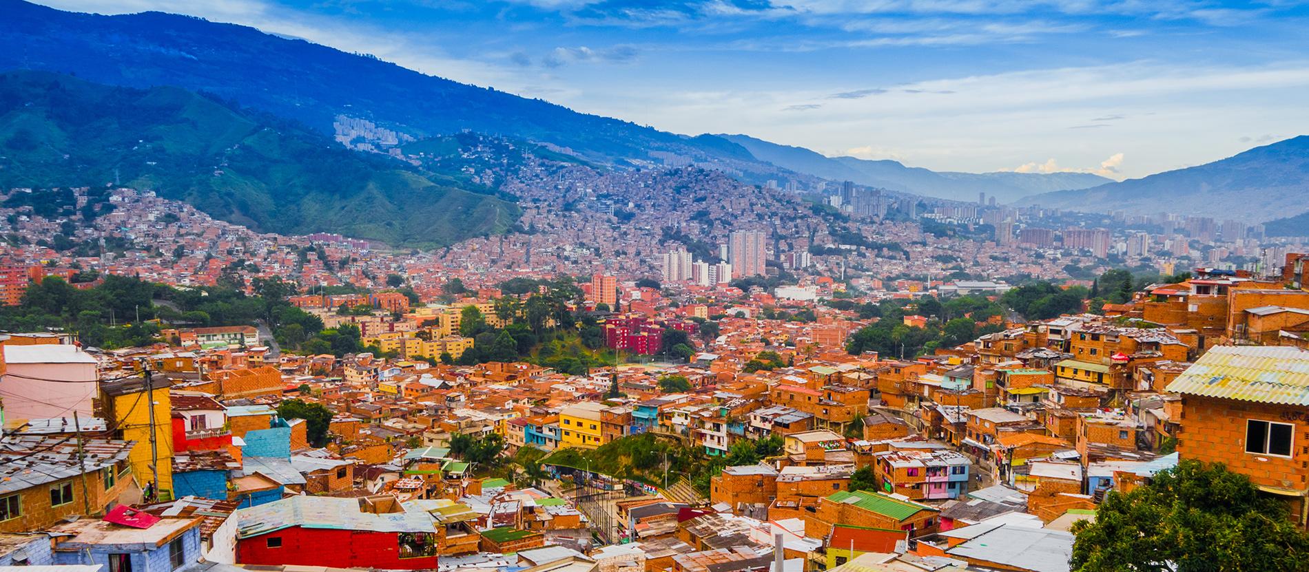 꽃과 미녀의 도시, 콜롬비아 메데진(Medellin) - 1 / 세계가 주목하다