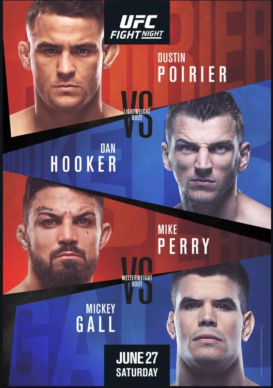 UFC on ESPN12 포이리에 VS 후커 메인카드 감상후기 - 클래스를 증명한 다이아몬드