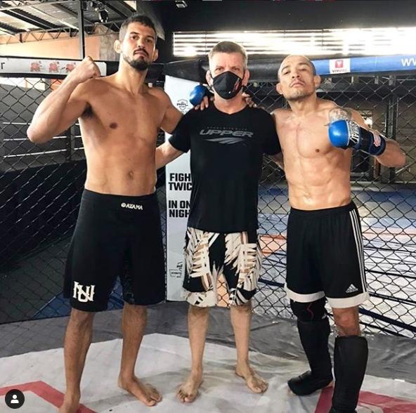 [UFC 트윗 단신] 조제 알도 : 페더급때 보다 더 쉽게 감량하고 있다.