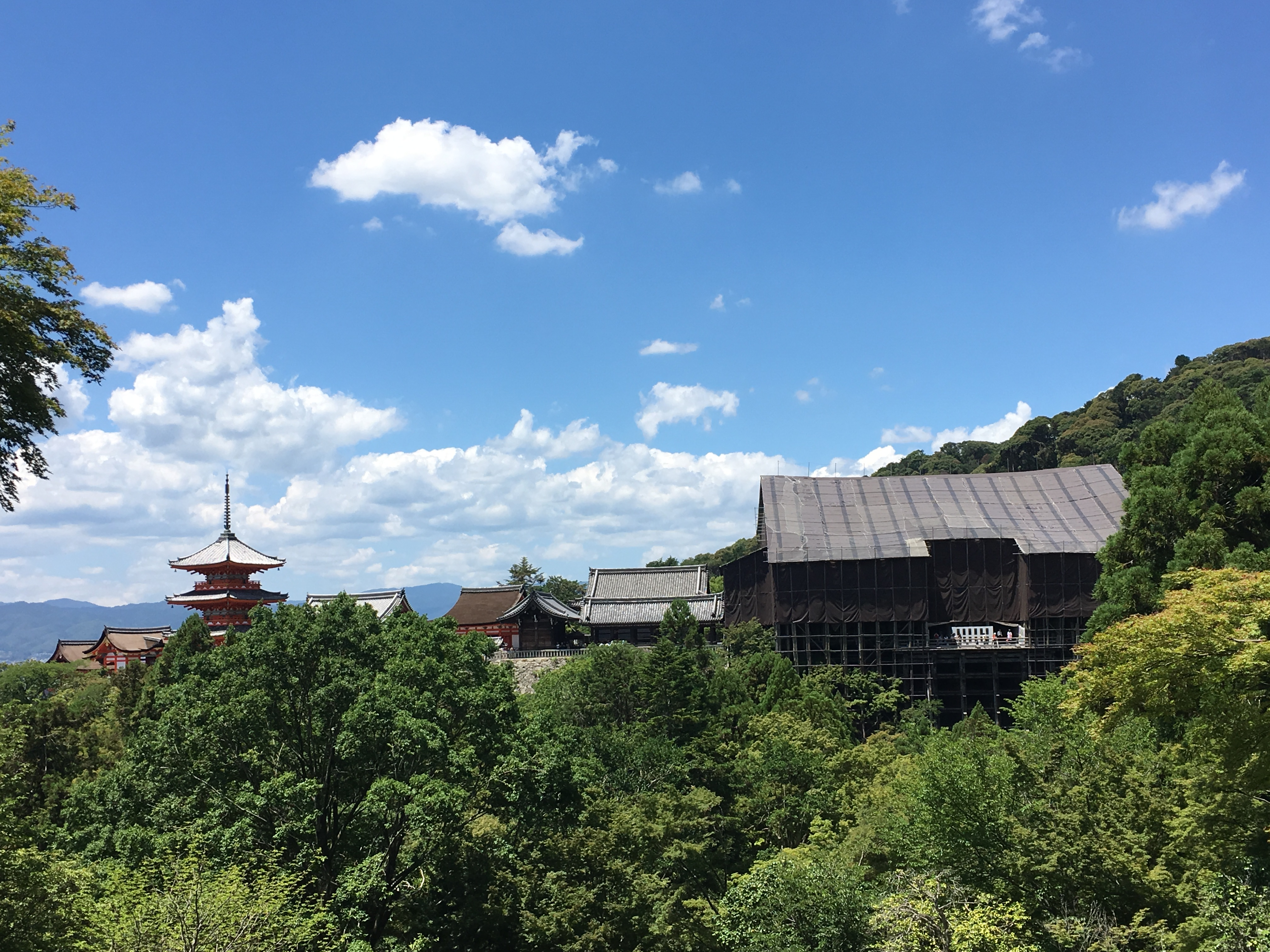 【 일곱 7번째 나홀로 여행 2탄 】 지옥의 천리행군 교토(Kyoto) -전편-