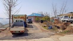 예산과 홍성사이 조용한 농촌 시골마을