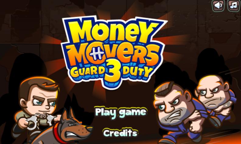 1인용 감옥탈출 게임하기 플래시게임 (머니무버스 1 2 3 4)