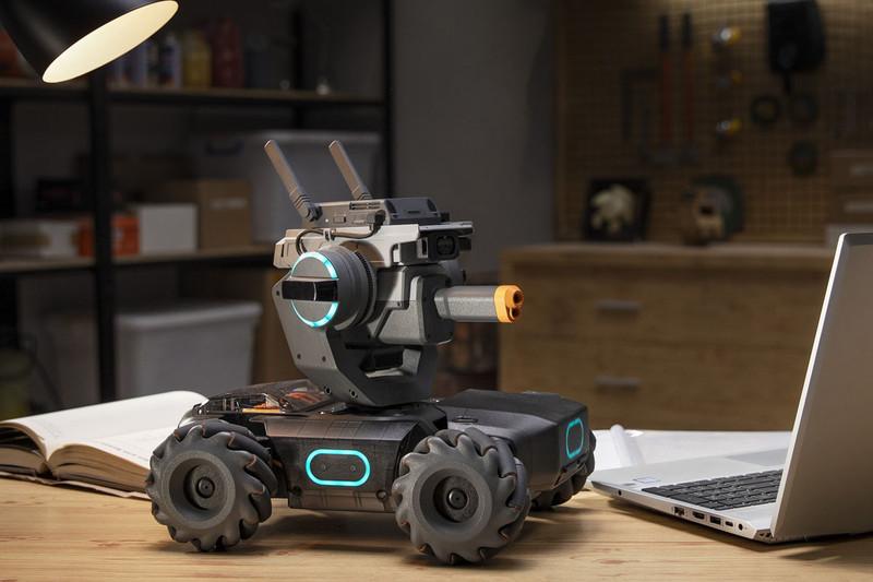 [BP/IT] DJI. 프로그래밍 교육용 로봇 'RoboMaster S1'