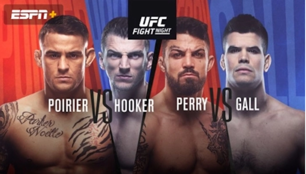 UFC on ESPN12 포이리에 VS 후커 대진표 - 라이트급 새로운 넘버원컨텐더 후보가 탄생할 수 있을까?