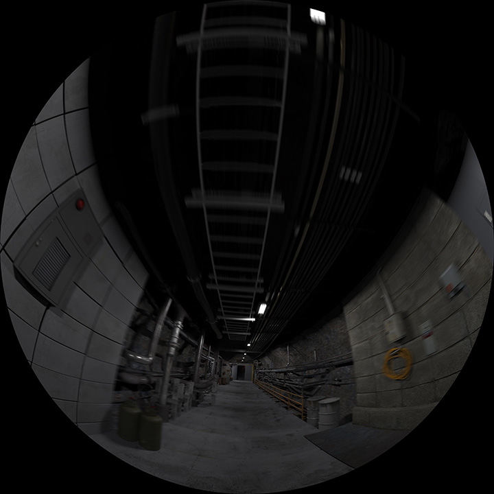 COSMOS ODYSSEY 이야기 - 빛을 보지 않는 관측소