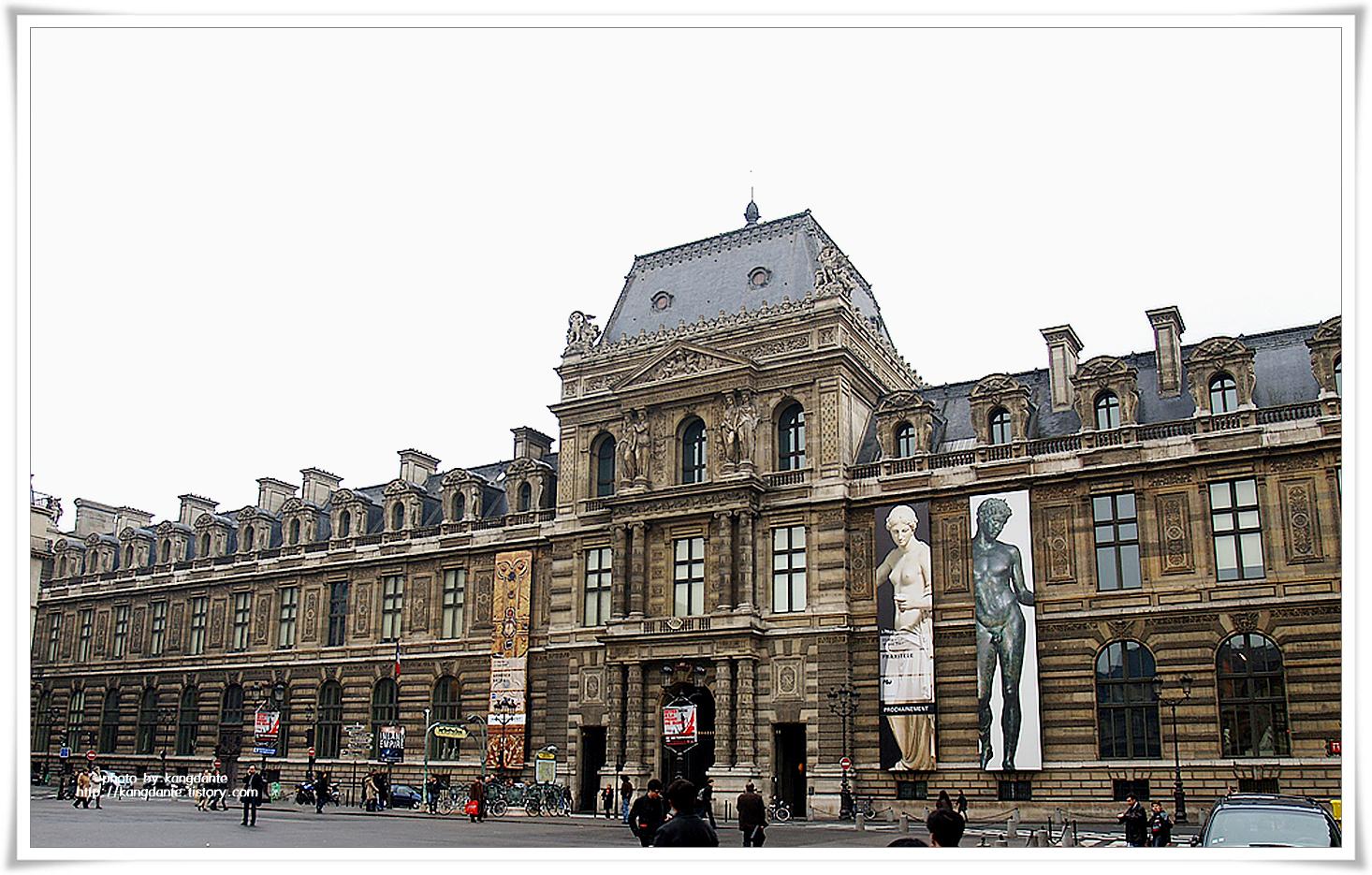세계 3대 박물관 중 하나, 프랑스 루브르박물관