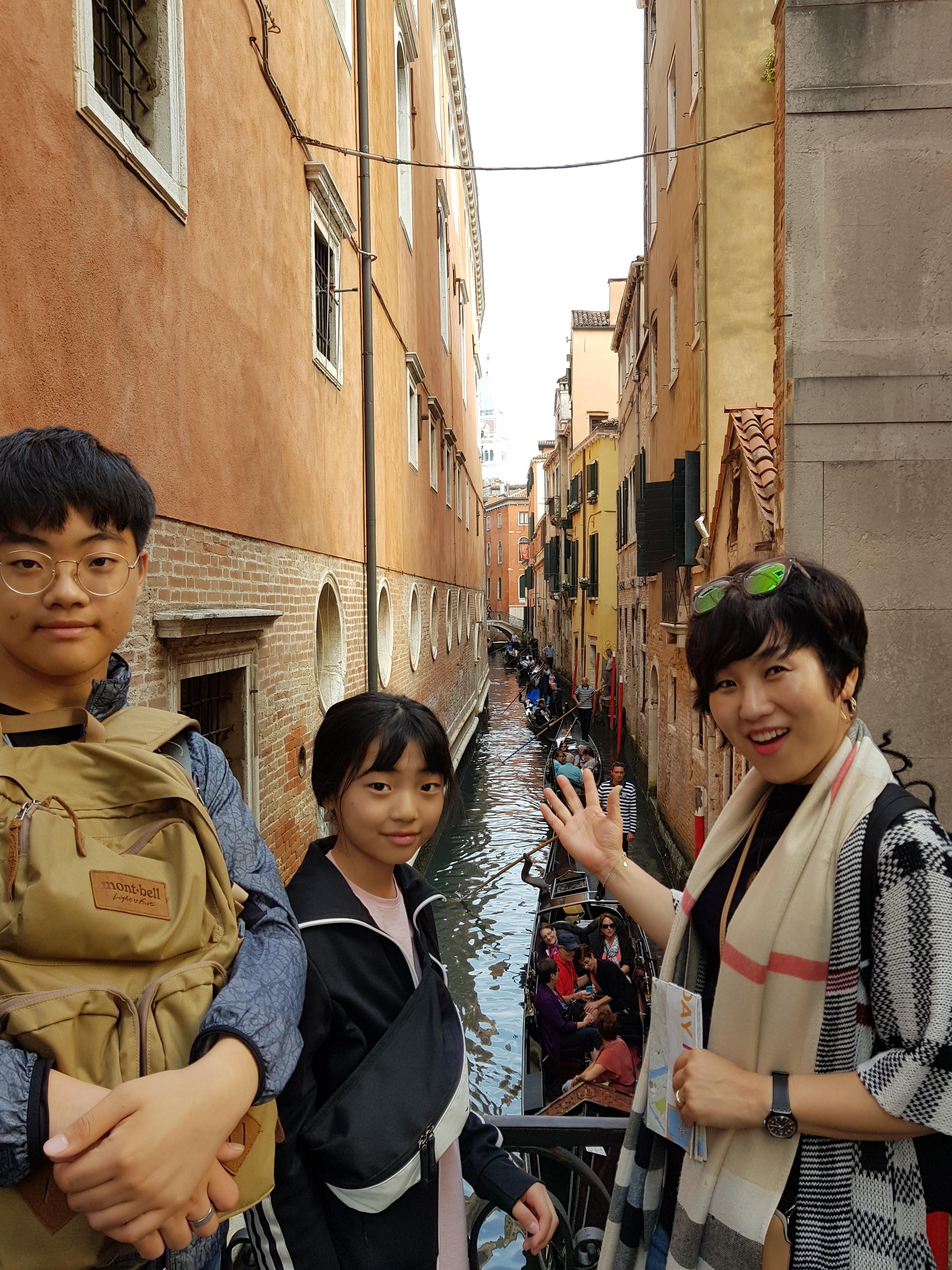 이탈리아여행기8 – 길을 잃어도 아름다운 도시, 베네치아