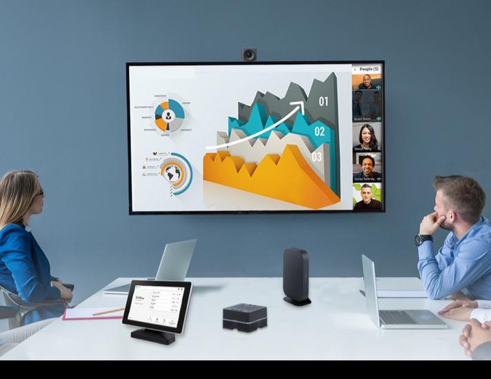 구글 미트 화상회의 전용 시스템…ASUS, '구글 미트 하드웨어 킷' 공개