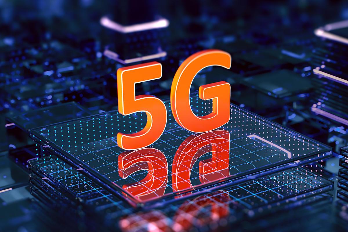 5G 지원