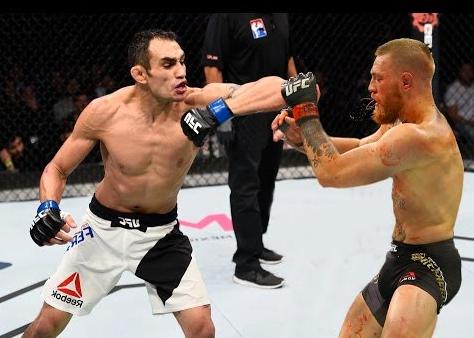 [UFC 트윗 단신] 데이나 화이트 : 코너 맥그리거가 UFC249 토니 퍼거슨전을 거절했다.